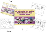 The First Birthday Book of Laurel, Duchess, Tessie, and Ginger