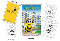 The Grove Resort - Spa Coloring Book