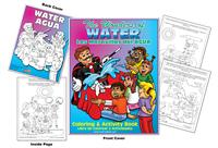 The Wonders of Water Coloring Book