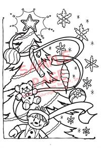 'Twas the Night before Christmas Coloring Books
