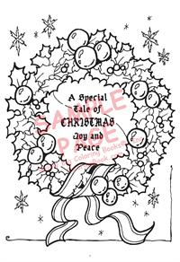 Twas the Night before Christmas Coloring Books