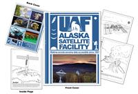 UAF - Alaska Satellite Facility Coloring Book
