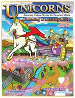 Unicorns Coloring and Activity Book