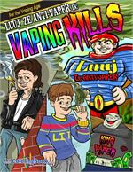 VAPING KILLS Coloring Book