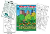 Inn at Longwood - Where's Hope Coloring Book