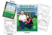 White Oak Pastures Coloring Book