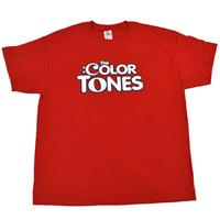 The Color Tones® - brand T-Shirt - front red