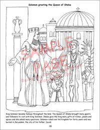 Super Heroes of the Bible Really Big Coloring Book