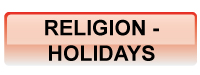 Religion-Holidays Custom Coloring Books